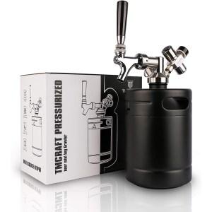 TMCRAFT 64oz Mini Keg
