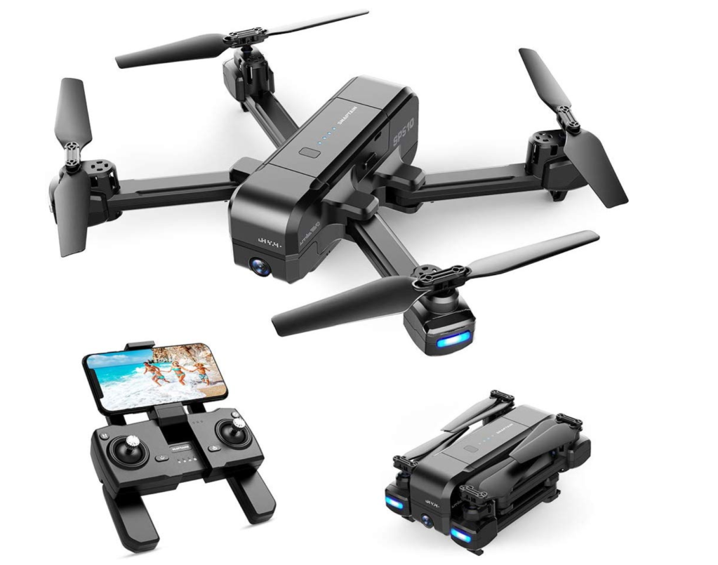 best drones for beginners Snaptian S5c10 WiFi Drone