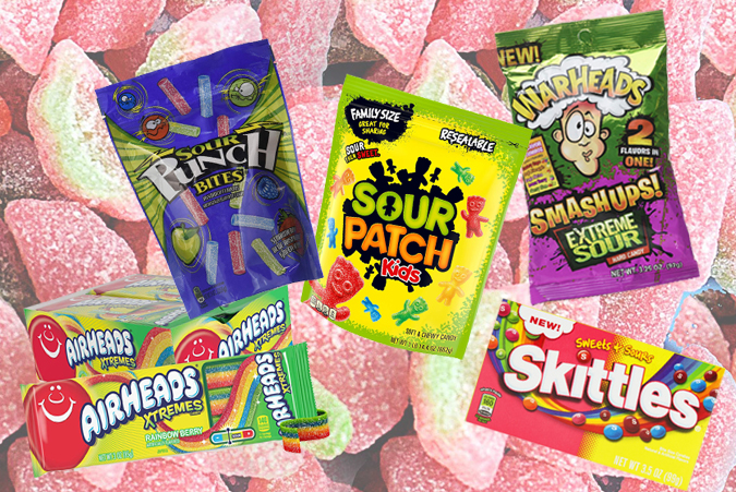 best sour candy