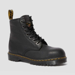 Dr. Martens Icon 7B10 Leather Steel Toe Work Boots