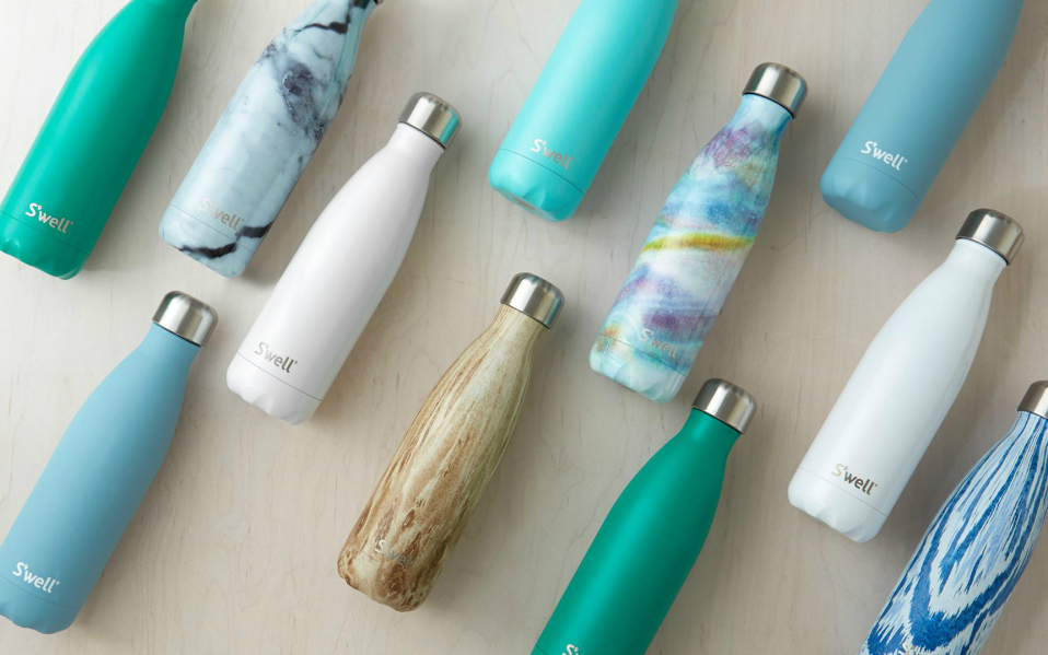 how to clean water bottles