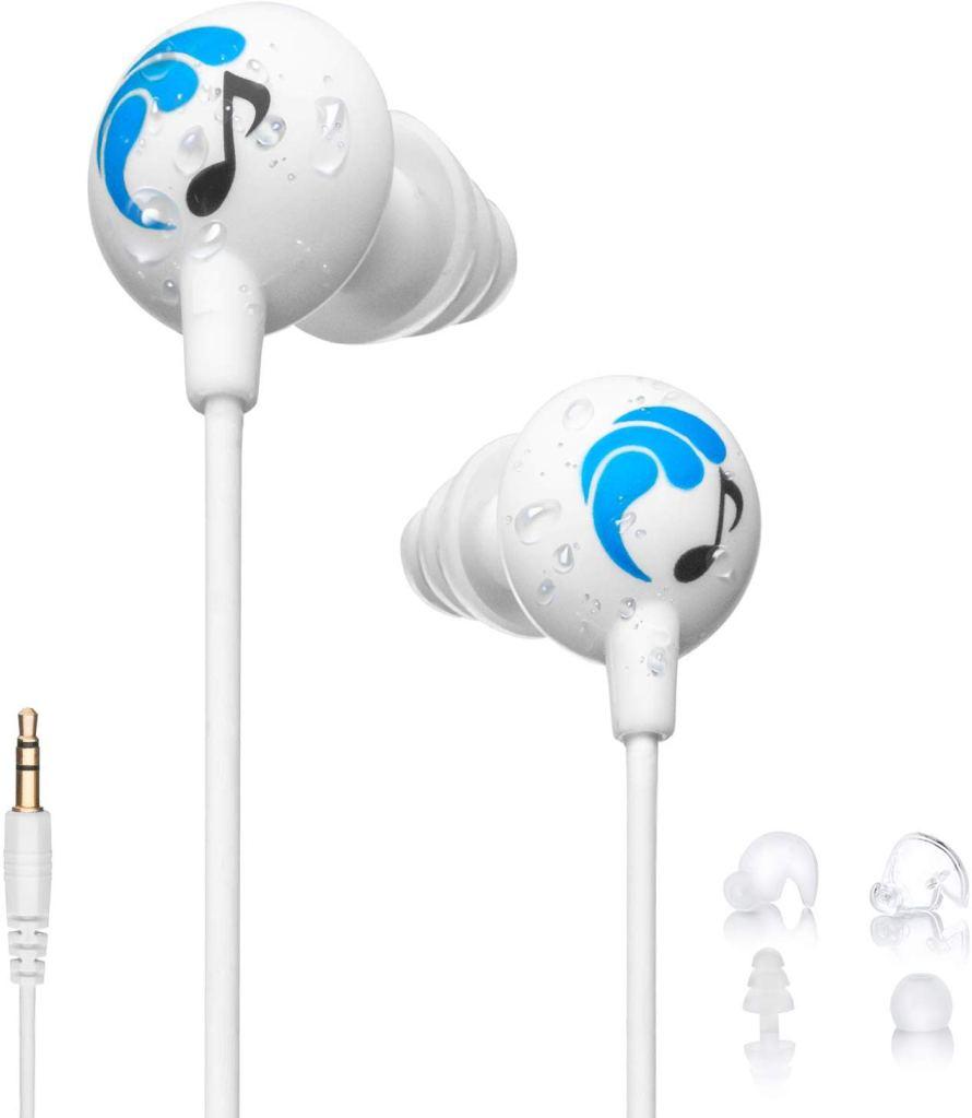 swimbuds waterproof headphones