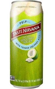 best coconut water taste nirvana