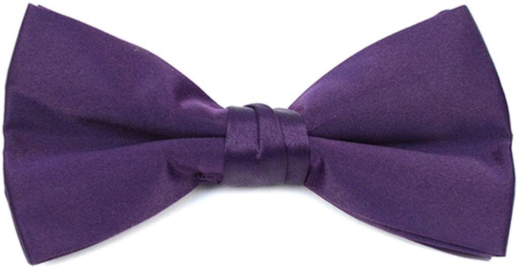 The Dapper Tie Men's Pre-tied Clip On Bow Tie