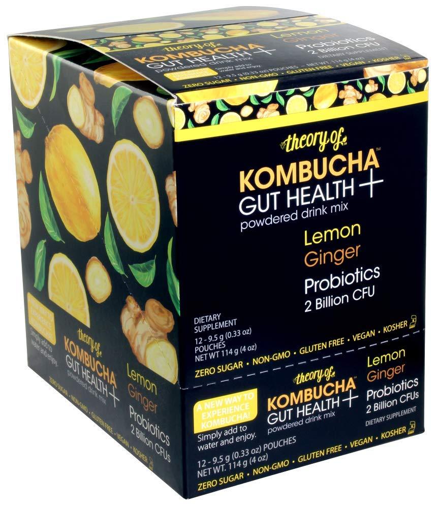 Theory of Kombucha Powdered Drink Mix
