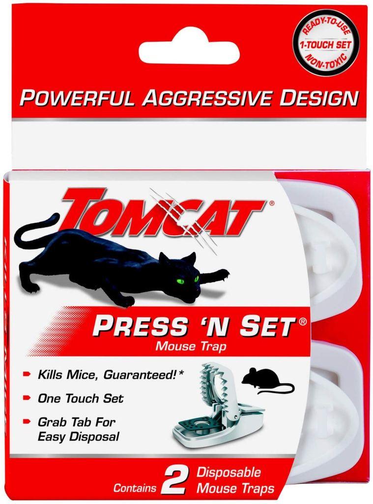 tomcat mouse traps