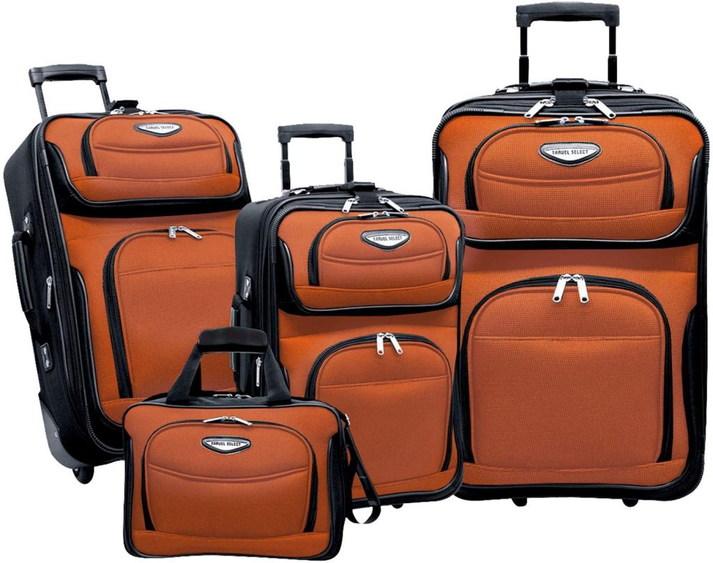 travel select cheap luggage