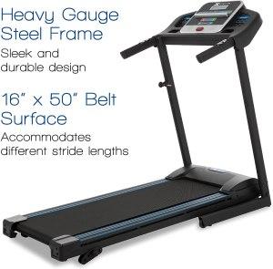 treadmill xterra