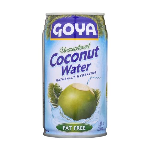 coconut water goya unsweetened