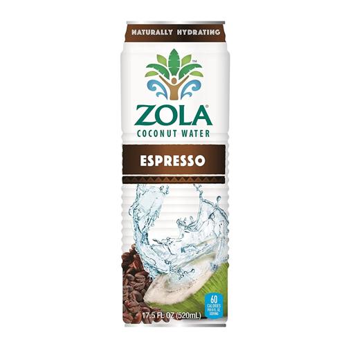 best coconut water zola