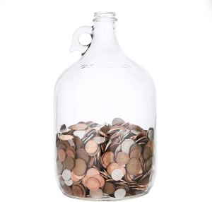 adult piggy banks velucio glass money jar
