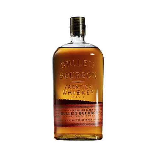 Bulleit Bourbon Courtesy of Drizly