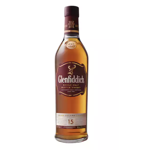 Best Scotch Glenfiddich 15