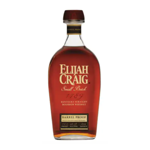 strong whiskey elijah craig