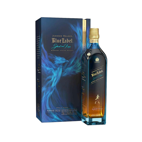 johnnie walker ghost and rare