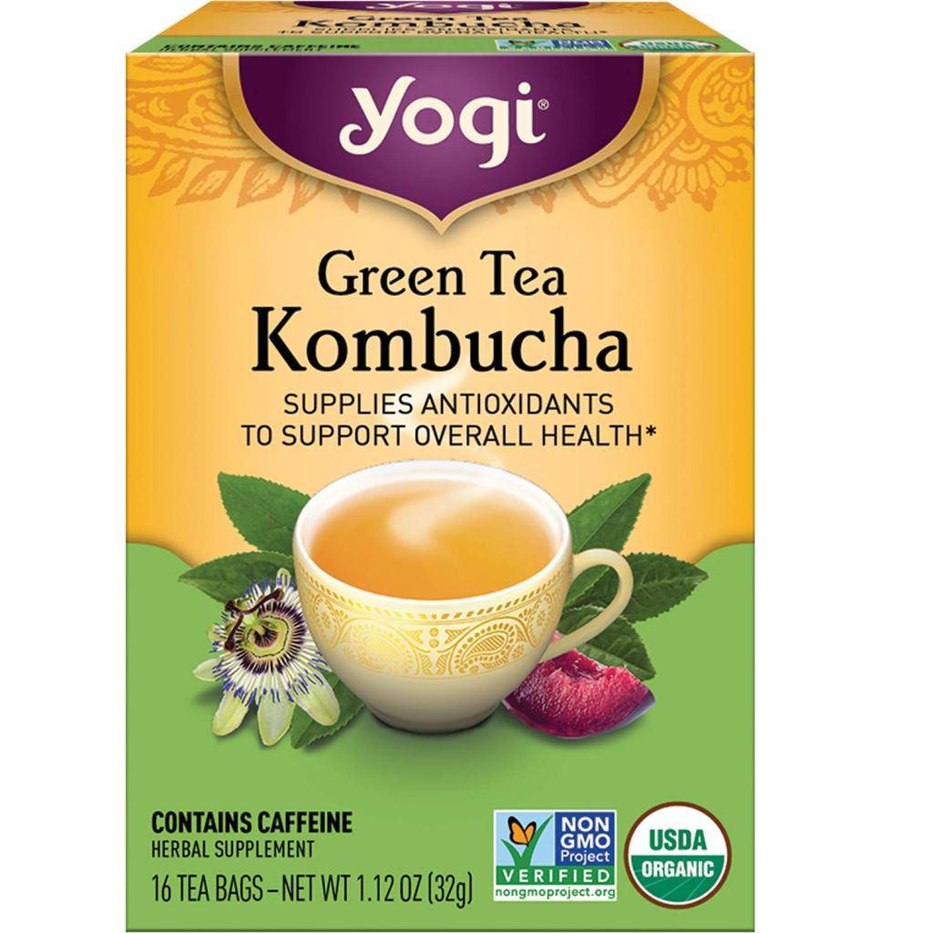 Yogi Tea - Green Tea Kombucha