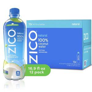 coconut water zico natural