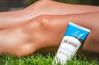 Zinc-Sunscreen