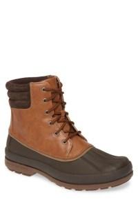 sperry duck boot, rain boots for men, best rain boots for men, men's boots for snow