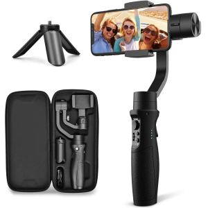 3-Axis Gimbal Stabilizer for iPhone