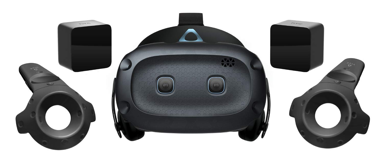 HTC Vive Cosmos Elite - Best VR Headset