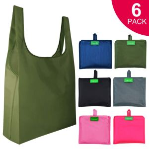 reusable bags grocery totes