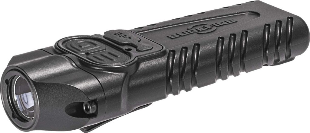 small flashlight surefire