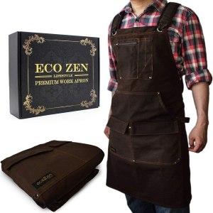 ecoZen Woodworking Shop Apron