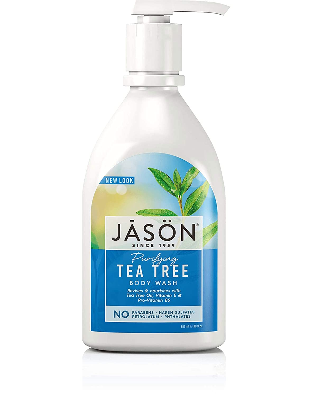 best tea tree body wash