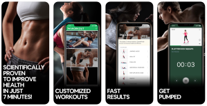 best workout apps 7 minute