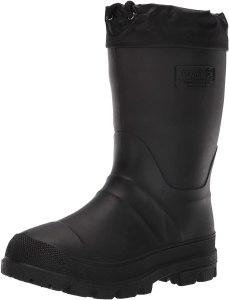 Kamik Men's Hunter Snow Boot - best men's rain boots