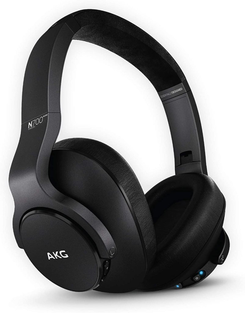 AKG N700NC M2 Wireless - best noise-cancelling headphones