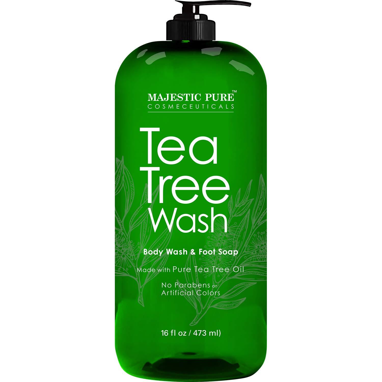 best tea tree oil body wash