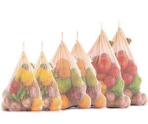produce grocery bags mesh