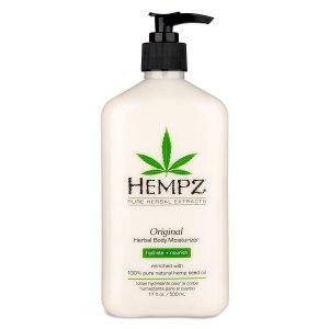 Hempz Natural Hemp Seed Oil Body Moisturizer