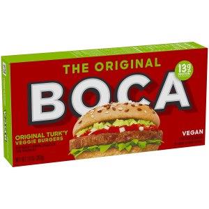 Boca Original Turk'y Veggie Burger