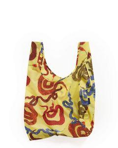 reusable grocery bag baggu snakes