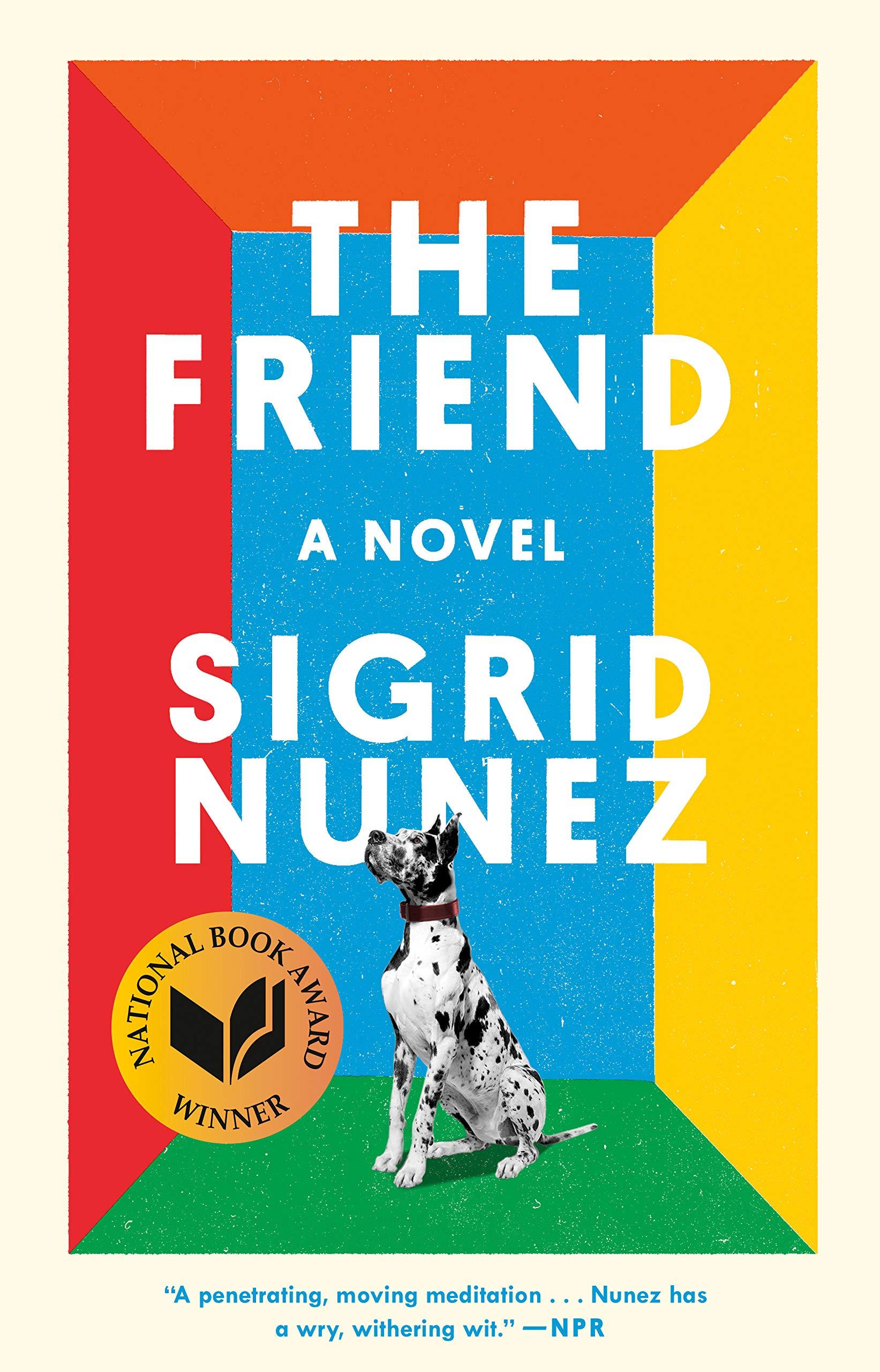 the friend novel sigrid nunez