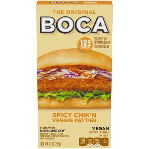 Boca Meatless Chik 'n Patties