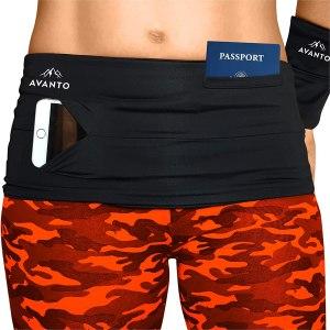 AVANTO Slim Fit Running Belt