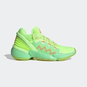 Adidas D.O.N. Issue #2 Spidey Sense Shoes
