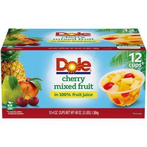 non perishable food dole fruit