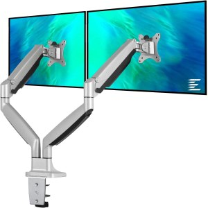 eletab dual monitor mount stand