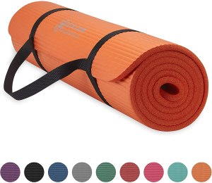 Gaiam essentials yoga mat, how to clean a yoga mat