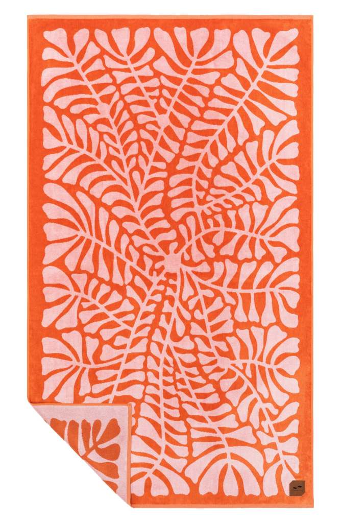 Hapa Oversize Beach Towel