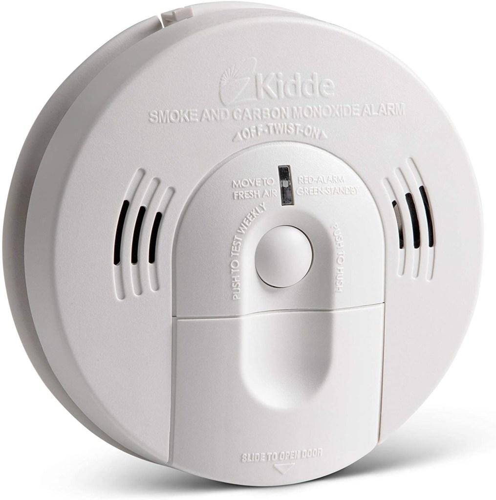 Kidde Battery-Operated Combination Smoke/Carbon Monoxide Alarm