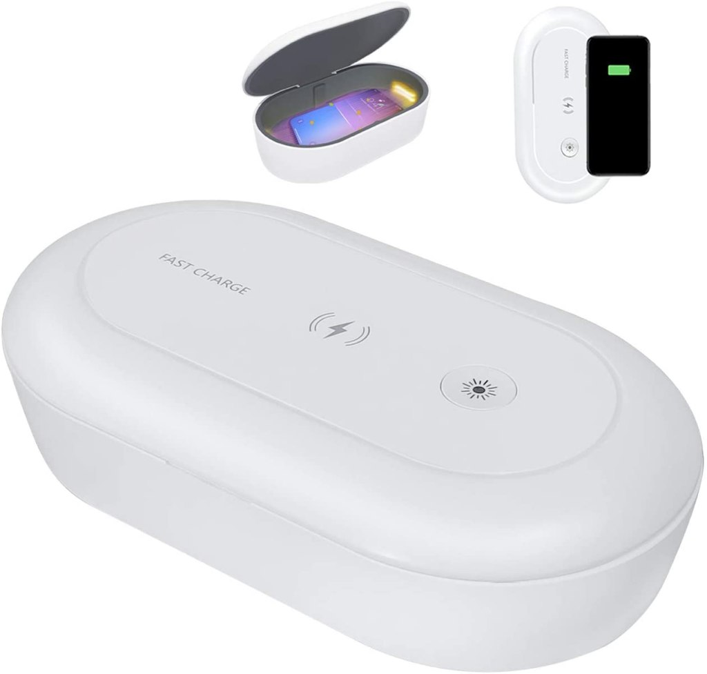 OTTOLIVES UV Smart Phone Sanitizer