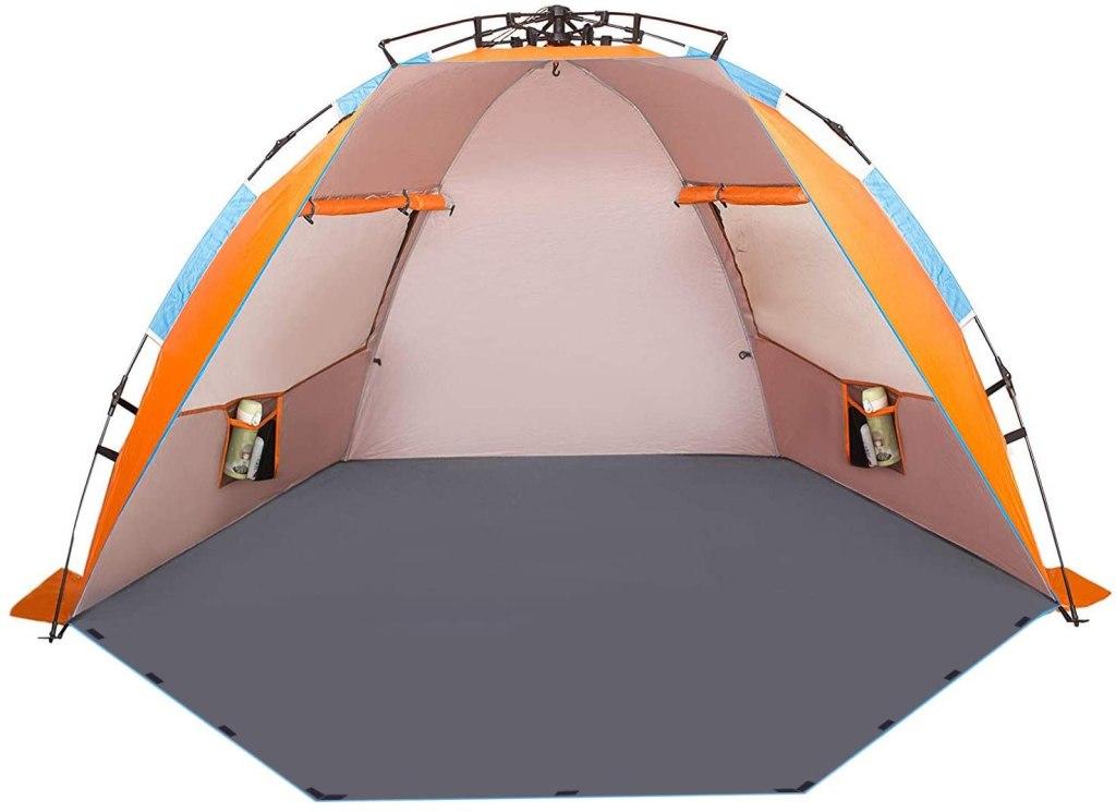 Oileus X-Large 4 Person Beach Tent