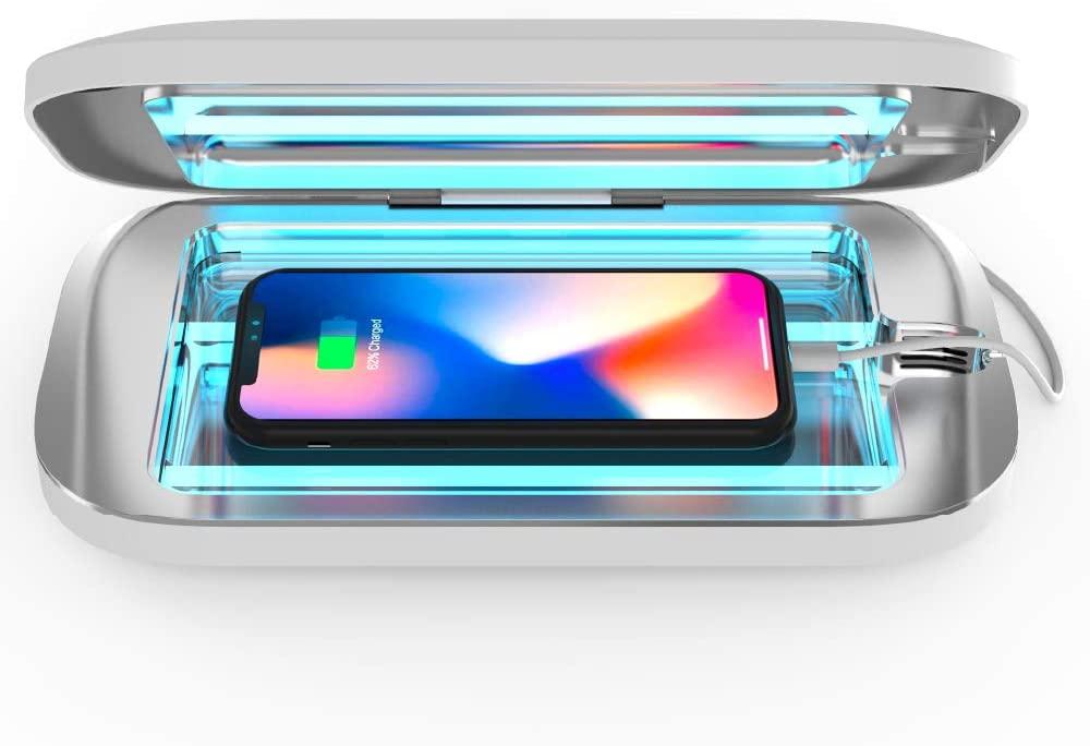 PhoneSoap Pro UV Smartphone Sanitizer & Universal Charger