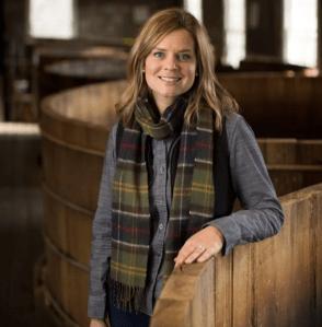 elizabeth mccall woodford reserve, women-led businesses